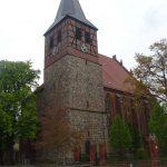 Strasburg Kirche