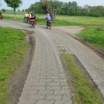 Park Tour Radweg.