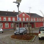 Fürstenberg Bahnhof