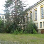 Gebäude Bogensee