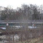 Baekelandbrücke über das Flakenfließ