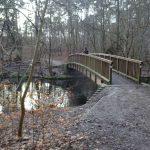 Brücke über die Alte Löcknitz