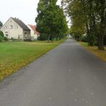 Dorfstraße Garzin
