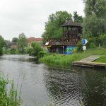 Finowkanal in Eberswalde