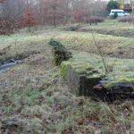 Reste der Neuen Mühle am Mühlteich