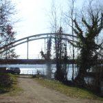 Bahnbrücke Petzinsee