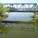 Bahnbrücke Pritzerber See