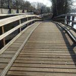 Brücke zur Insel Untere Planitz