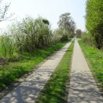 Havelradweg im Milower Land