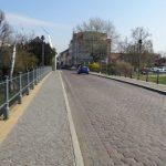 Inselbrücke in Werder