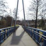 Brücke über den Aalemannkanal