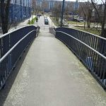 Brücke über den Maselakekanal
