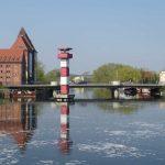 Schwedendammbrücke über die Rathenower Havel