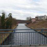 Teltowkanal von der Parkbrücke