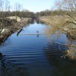 Teufelsseekanal zum abgerissenen Kraftwerk Oberhavel