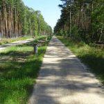 Dahmeradweg nach Prieros