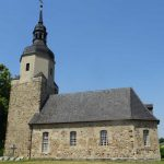Dorfkirche in Krossen
