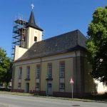 Dorfkirche von Märkisch-Buchholz