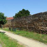 Stadtmauer in Dahme