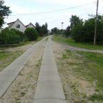 Ortseingang von Szumilowo