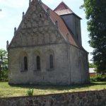 Dorfkirche in Gronòw