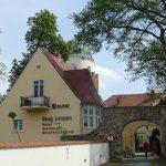 Eingang zur Burg Lenzen