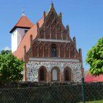 Giebel der Dorfkirche
