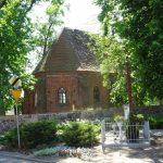 Kapelle der heiligen Gertrud in Osno Lubuskie