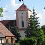 Kirche Heiliges Herz Jesu in Zabice (Säbzig)