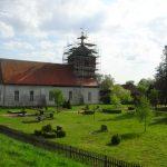 Kirche Wahrenberg aus dem 13. Jh.