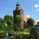 Kirche des Apostel Jacob in Osno Lubuskie