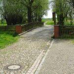 Radweg über die Löcknitz