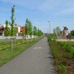 Radweg Freizeitpark Wittenberge
