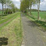 Radweg zur Burg Lenzen