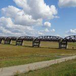 Vorlandbrücken der Bahnbrücke Dömitz