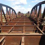 gegenwärtiger Zustand der Brücke