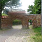 Eingang zum Klostergelände