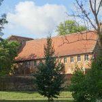 Franziskanerkloster Gransee vom Radweg aus