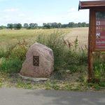 Gedenkstein an die Schlacht von Gransee