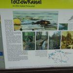 Infotafel Polzowkanal