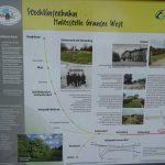 Infotafel Stechlinseebahn