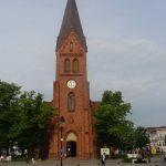 Kirche in Warnemünde