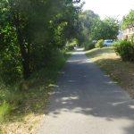 radweg am Werbellinkanal