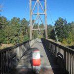 Fluthbrücke Kehrsdorf