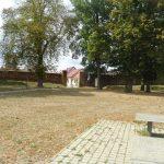 Park vor der Stadtmauer Gransee