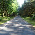 Landstraße K 88 nach Groß Schönfeld