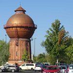 Wasserturm am Bhf. Cottbus