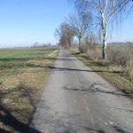 Bahntrassenradweg Weseram-Roskow