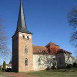 Dorfkirche in Roskow