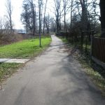 Havelradweg in Kirchmöser